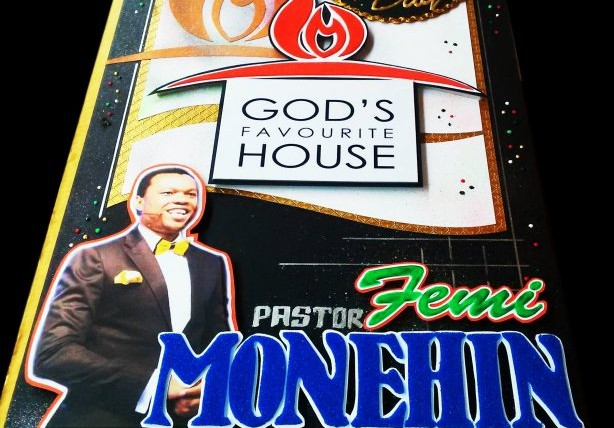 Father's Day Greeting Card | Pastor Femi Monehin