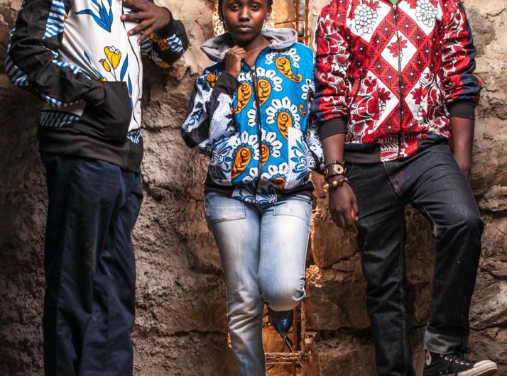Afro Urban Fashion
